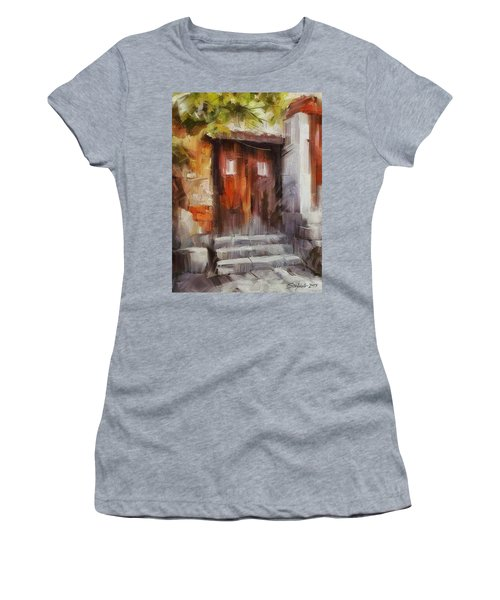 The Old Gate II Women's T-Shirt