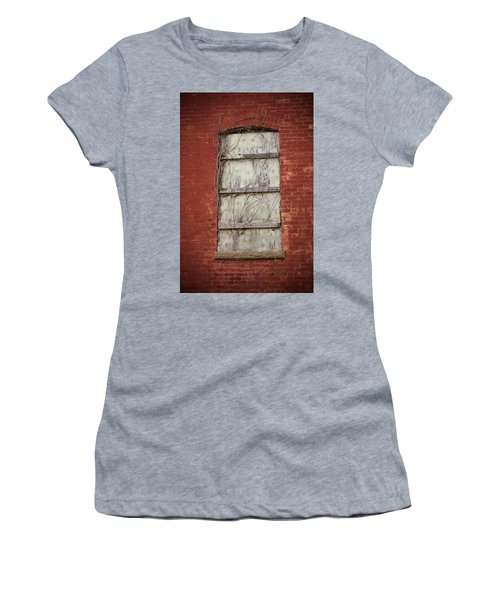 The Old Hospital Women's T-Shirt (Athletic Fit)