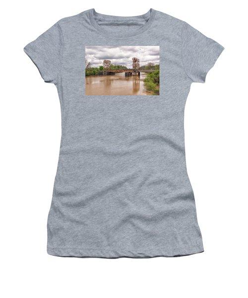 The Old Lift Bridge Women's T-Shirt