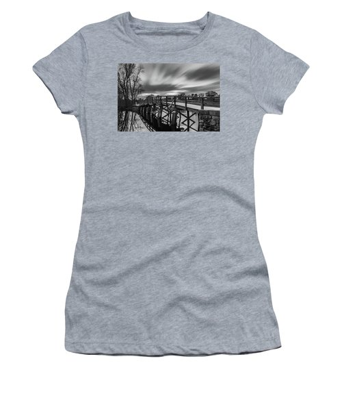The Old North Bridge Women's T-Shirt