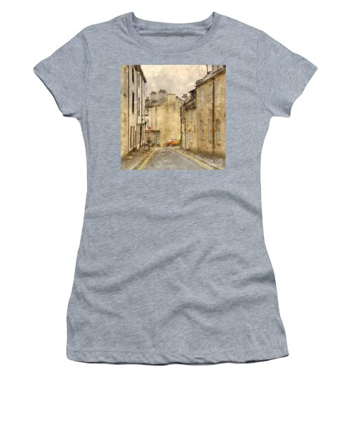 The Old Part Of Town Women's T-Shirt (Junior Cut) by LemonArt Photography