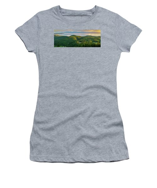 The Olympics From Mt Erie Women's T-Shirt (Junior Cut)