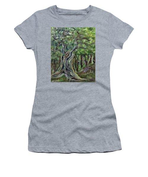 The Om Tree Women's T-Shirt