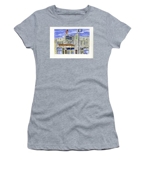 The Orpheum Women's T-Shirt (Junior Cut) by Rodger Ellingson