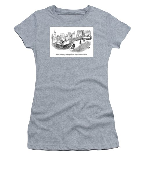 The Other Chief Executive Women's T-Shirt