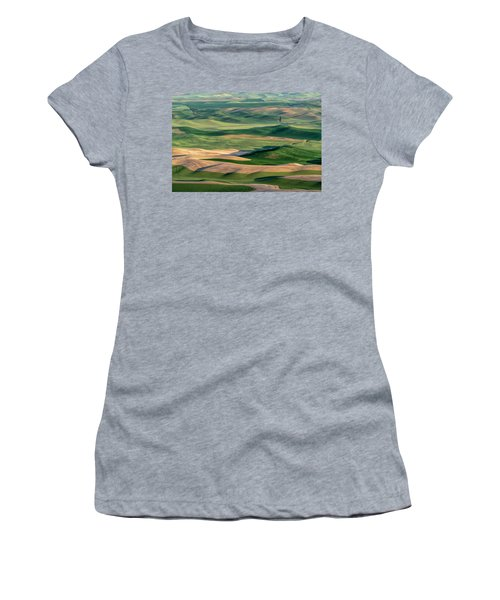 The Palouse Women's T-Shirt (Athletic Fit)