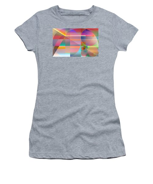 The Principles Of Life Women's T-Shirt (Junior Cut) by Serge Averbukh