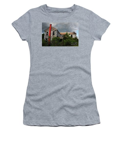 The Red Chimney Women's T-Shirt (Athletic Fit)