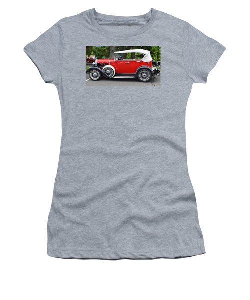 The Red Convertible Women's T-Shirt
