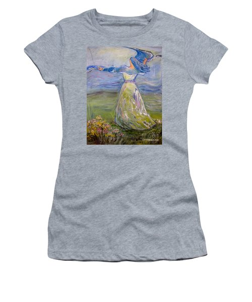 The River Is Here Women's T-Shirt