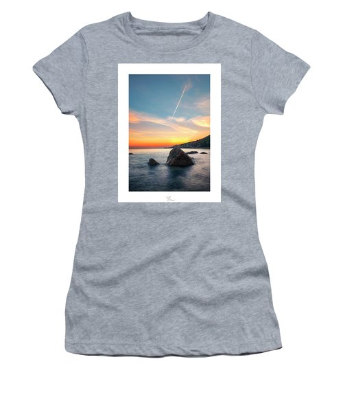 The Rock Women's T-Shirt (Athletic Fit)