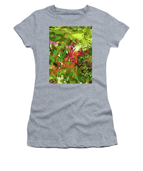 The Rosebud Women's T-Shirt (Athletic Fit)