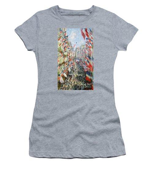 The Rue Montorgueil Women's T-Shirt