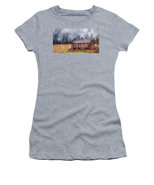 The Rural Curators Women's T-Shirt (Junior Cut) by Lori Deiter