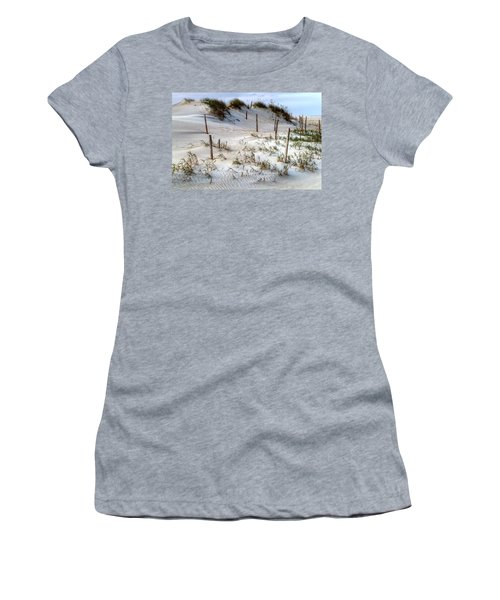 The Sands Of Obx Hdr II Women's T-Shirt
