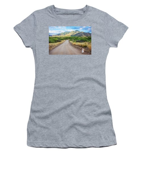 The Santa Ritas Women's T-Shirt (Athletic Fit)