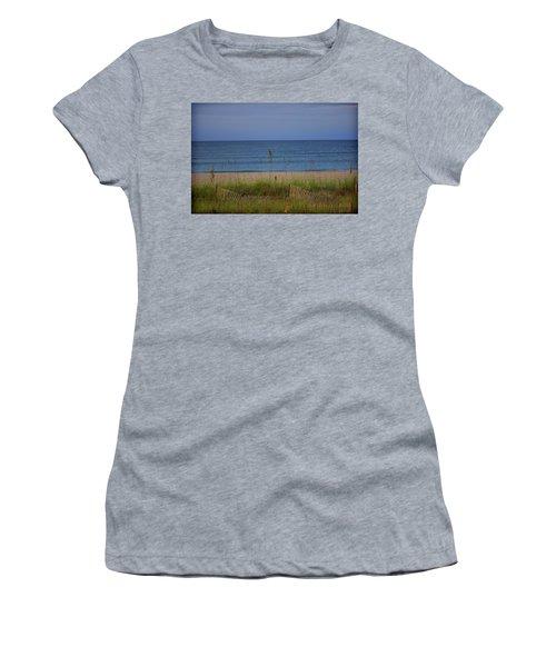 The Sea Shore Line Women's T-Shirt