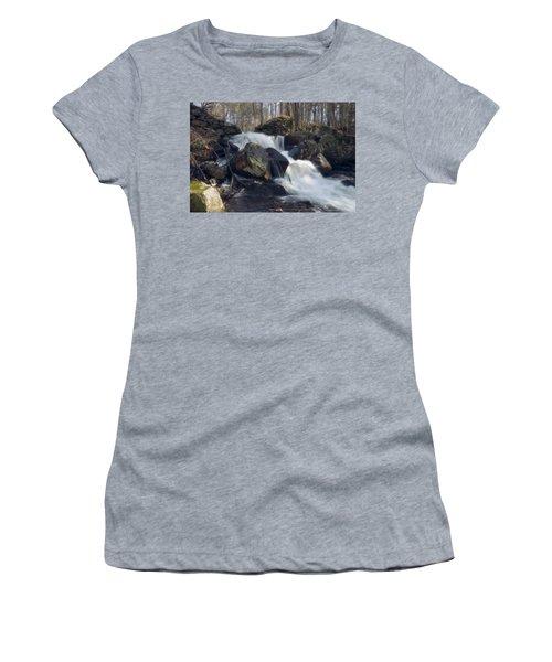 The Secret Waterfall 1 Women's T-Shirt
