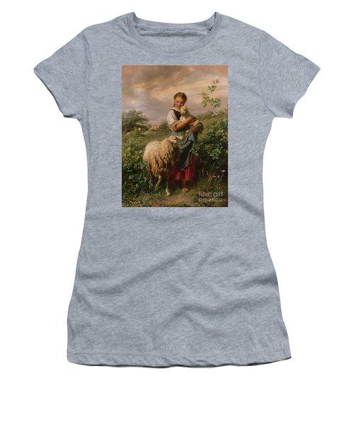 The Shepherdess Women's T-Shirt