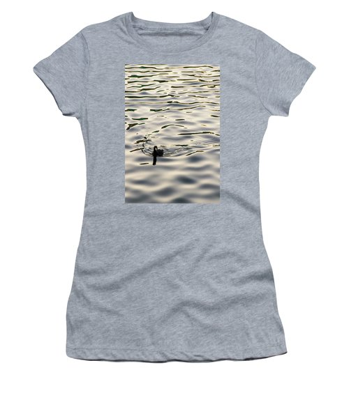 The Simple Life Women's T-Shirt (Athletic Fit)