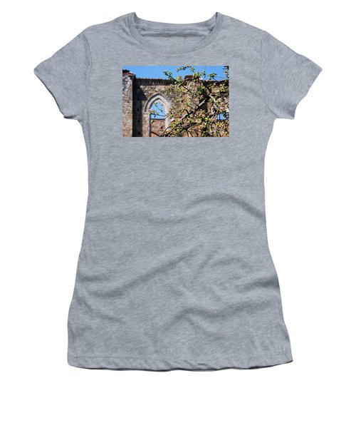 The Sky As A Roof Women's T-Shirt (Athletic Fit)