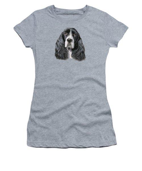 The Springer Spaniel Women's T-Shirt