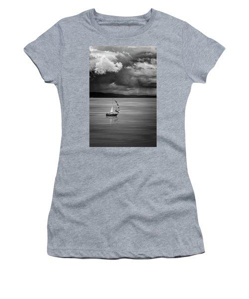 The Strait Of Georgia Women's T-Shirt