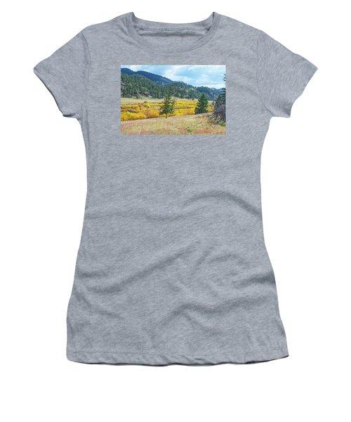 The Sublime Beauty That Ensorcells The Soul.  Women's T-Shirt (Junior Cut) by Bijan Pirnia