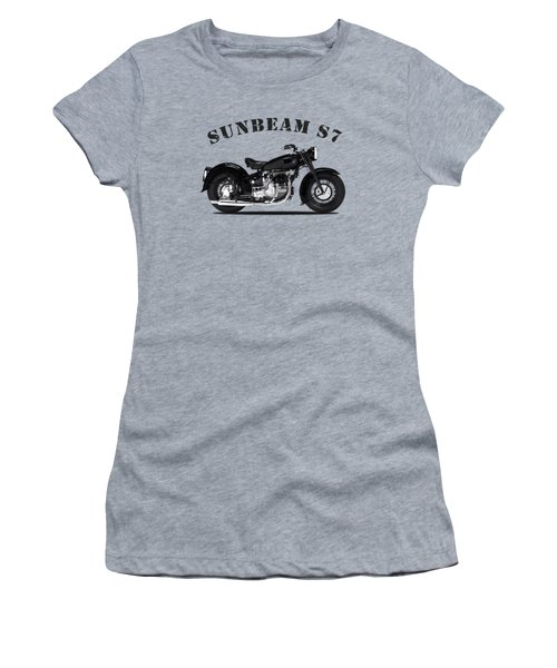 The Sunbeam S7 Women's T-Shirt (Athletic Fit)