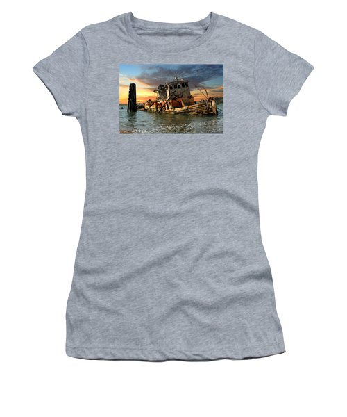 The Sunset Years Of The Mary D. Hume Women's T-Shirt (Athletic Fit)