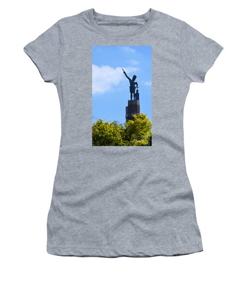 The Vulcan Women's T-Shirt (Athletic Fit)
