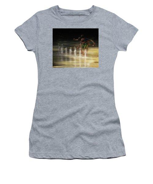 The Water Maestro  Women's T-Shirt