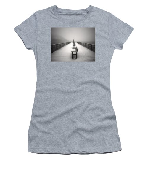 The Winter Pier Women's T-Shirt (Athletic Fit)