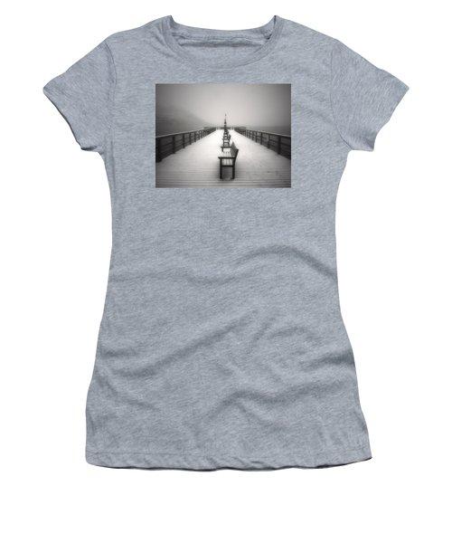 The Winter Pier Women's T-Shirt