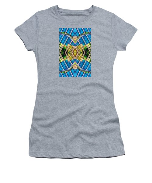 The Wit Hotel N90 V4 Women's T-Shirt (Junior Cut) by Raymond Kunst