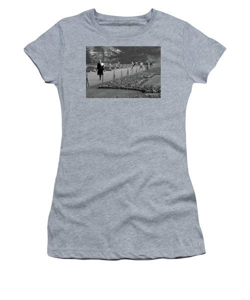 The Writers Story Women's T-Shirt (Athletic Fit)