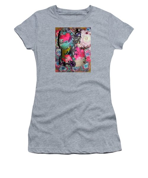 Therese - In The Garden Of My Heart Women's T-Shirt