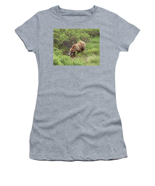 Thirsty Grizzly Women's T-Shirt