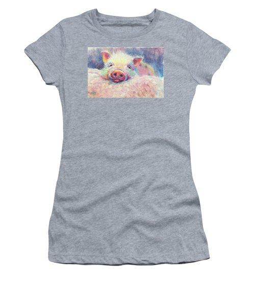 This Little Piggy Women's T-Shirt