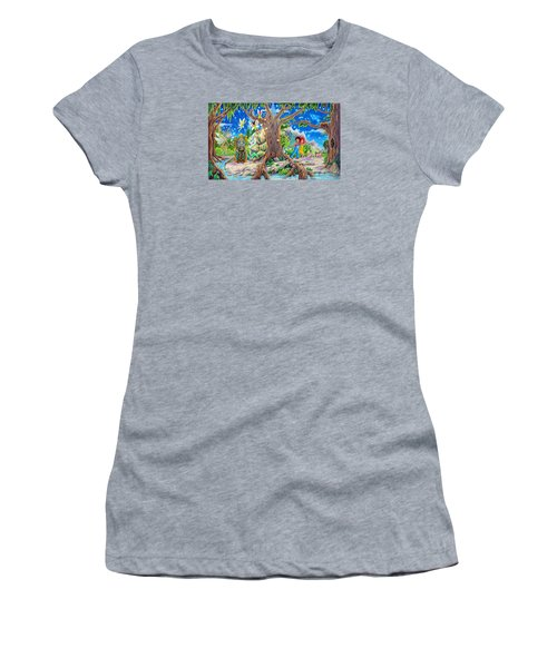 This Magical Land Women's T-Shirt (Athletic Fit)