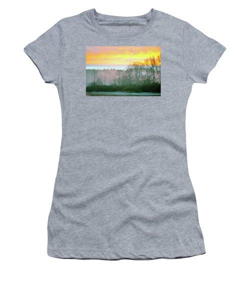 Thomas Eddy Sunrise Women's T-Shirt