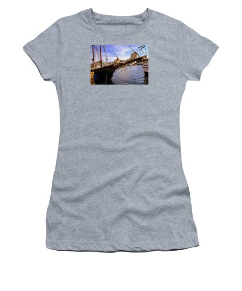 Thomas Lennon Women's T-Shirt (Athletic Fit)