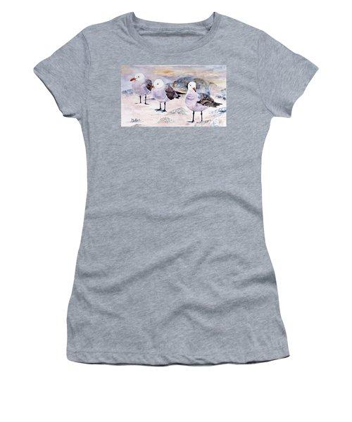 Three Carmelites Women's T-Shirt