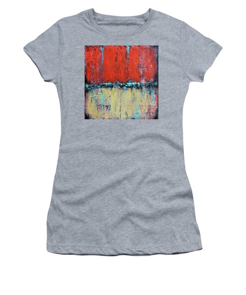 Ticket No. 72173 Women's T-Shirt (Athletic Fit)