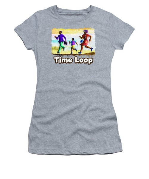 Time Loop Women's T-Shirt