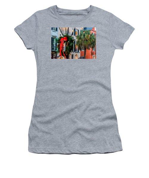 Tis The Season - Charleston Sc Women's T-Shirt