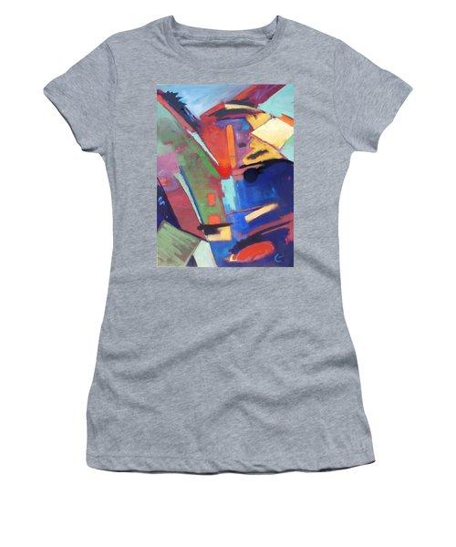 Title? Women's T-Shirt (Junior Cut) by Gary Coleman