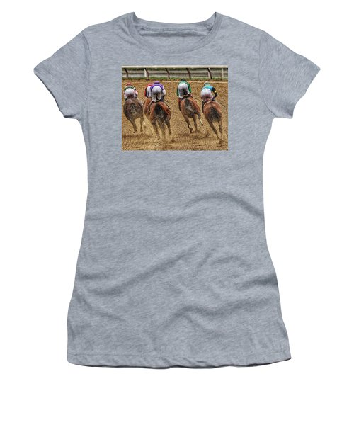 To The Finish Women's T-Shirt