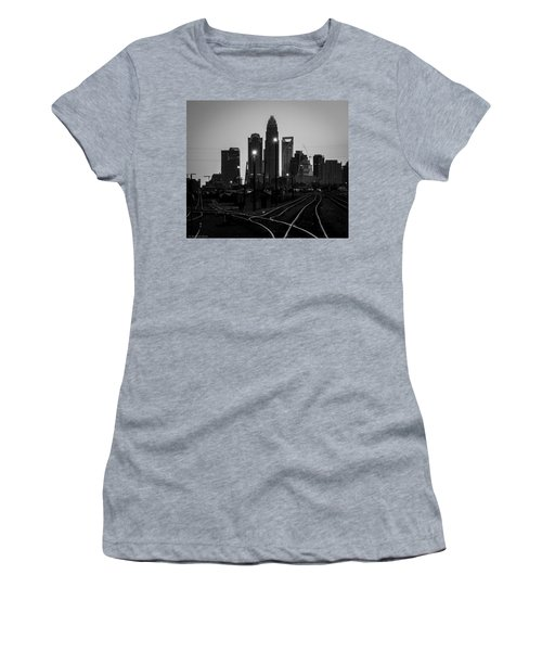 To The Queen City Women's T-Shirt (Athletic Fit)