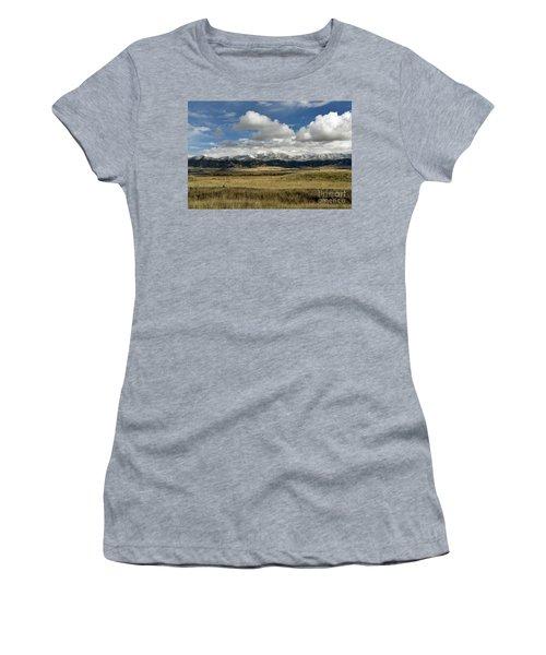 Tobacco Root Mountains Women's T-Shirt